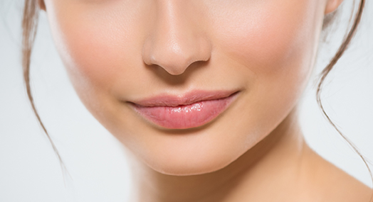 Full lips powderpuff permanent makeup for Can you tattoo your lips